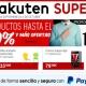 Rakuten Super Sale, grandes ofertas en tecnología