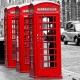 Las cabinas de Londres se transforman en cargadores de móviles