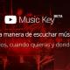 Se filtra YouTube Music Key: lanzamiento inminente