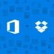 Microsoft se une con Dropbox para gestionar documentos en la nube