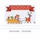 """Google nos desea """"Felices fiestas"""" del 2014 con un Doodle"""