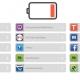 Las apps que más batería, datos y memoria consumen