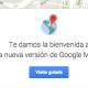 Se aproximan cambios en la interfaz de Google Maps