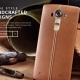 Se filtra el LG G4 con curvatura y carcasa de cuero