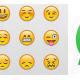 Los emoticonos más usados de WhatsApp por países