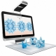 HP Sprout, escanea objetos reales en 3D