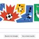 Copa Mundial Femenina, el nuevo Doodle de Google