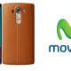 LG G4: precios con Movistar