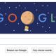 Google celebra la llegada del New Horizons a Plutón con un Doodle