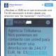 Cuidado con el SMS de Hacienda sobre una devolución