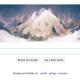 Google celebra la primera ascensión al Mont Blanc con un Doodle