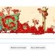 Google celebra con un Doodle el 70 aniversario de la Tomatina