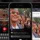 Facebook permitirá hacer streaming de vídeo en los perfiles verificados