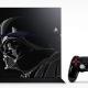 Descubre la PlayStation 4 de Darth Vader, una edición limitada inspirada en Star Wars