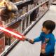 Un niño de 4 años triunfa en YouTube con impresionantes montajes