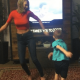 Un fan de Taylor Swift se hace viral por su imitación