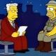 La entrevista a Rajoy se hace viral en YouTube gracias a Los Simpson