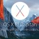 La actualización a OS X El Capitán llega mañana