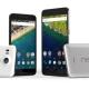 Nexus 6P y Nexus 5X rebajan su precio 100 y 80 euros
