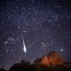 Cómo ver la lluvia de meteoritos de las Leónidas