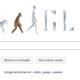 Google celebra el aniversario del descubrimiento de Lucy con un Doodle
