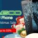 Descuento de hasta el 55% en smartphones Leagoo por Navidad