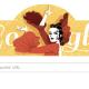 Lola Flores, homenajeada en el nuevo Doodle de Google