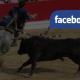 Facebook ya permite denunciar las fotos de corridas de toros