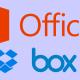 Office ya permite conectarse con Dropbox y Box