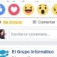 Las reacciones de Facebook disponibles en todo el mundo