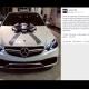Aparecen falsos sorteos de Mercedes Benz en Facebook