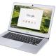 Acer Chromebook, un ultrabook con 14 horas de autonomía
