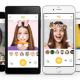 LINE Egg, la app que transforma los selfies al estilo Snapchat
