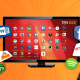TenGO! microBox Quad Core y microPC QC8, transforma tu televisor en una smart TV