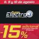 El Corte Inglés celebra Super Electro 3 hasta el 10 de agosto