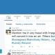 Un bot de Twitter permite aplicar filtros como los de Prisma