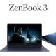 ZenBook 3 y ZenBook Flip, los portátiles ultraligeros de Asus