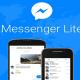 Descarga Facebook Messenger Lite, una versión más ligera del chat