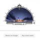 Google homenajea la primera expedición al Polo Sur con un Doodle
