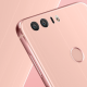 Honor 8 ya disponible en color Sakura pink