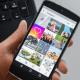 Cómo usar el modo manos libres en Instagram