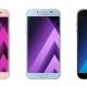 Samsung Galaxy A3 (2017) y Samsung Galaxy A5 (2017) ya se pueden comprar en España