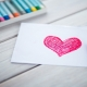 Felicita el Día de San Valentín en Facebook a través de una tarjeta personalizada