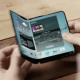 Samsung mostraría un smartphone plegable en el MWC