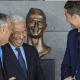 El busto de Cristiano Ronaldo se vuelve viral