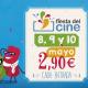 La Fiesta del cine 2017 vuelve en mayo