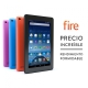 Oferta: Amazon Kindle Fire 7″ por solo 45 euros