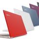 Lenovo IdeaPad 720, 520, 320, 720S, 520S y 320S, los nuevos portátiles de Lenovo