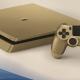 PlayStation 4 llegaría pronto en versión dorada