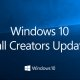 Windows 10 Fall Creators Update, la próxima gran actualización de Windows 10